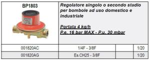Scheda Regolatore BP1803
