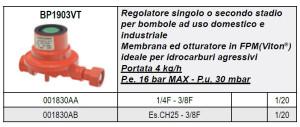 Scheda Regolatore BP1903VT