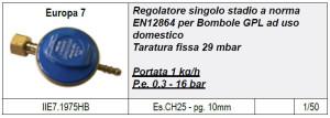 regolatore europa 7 G